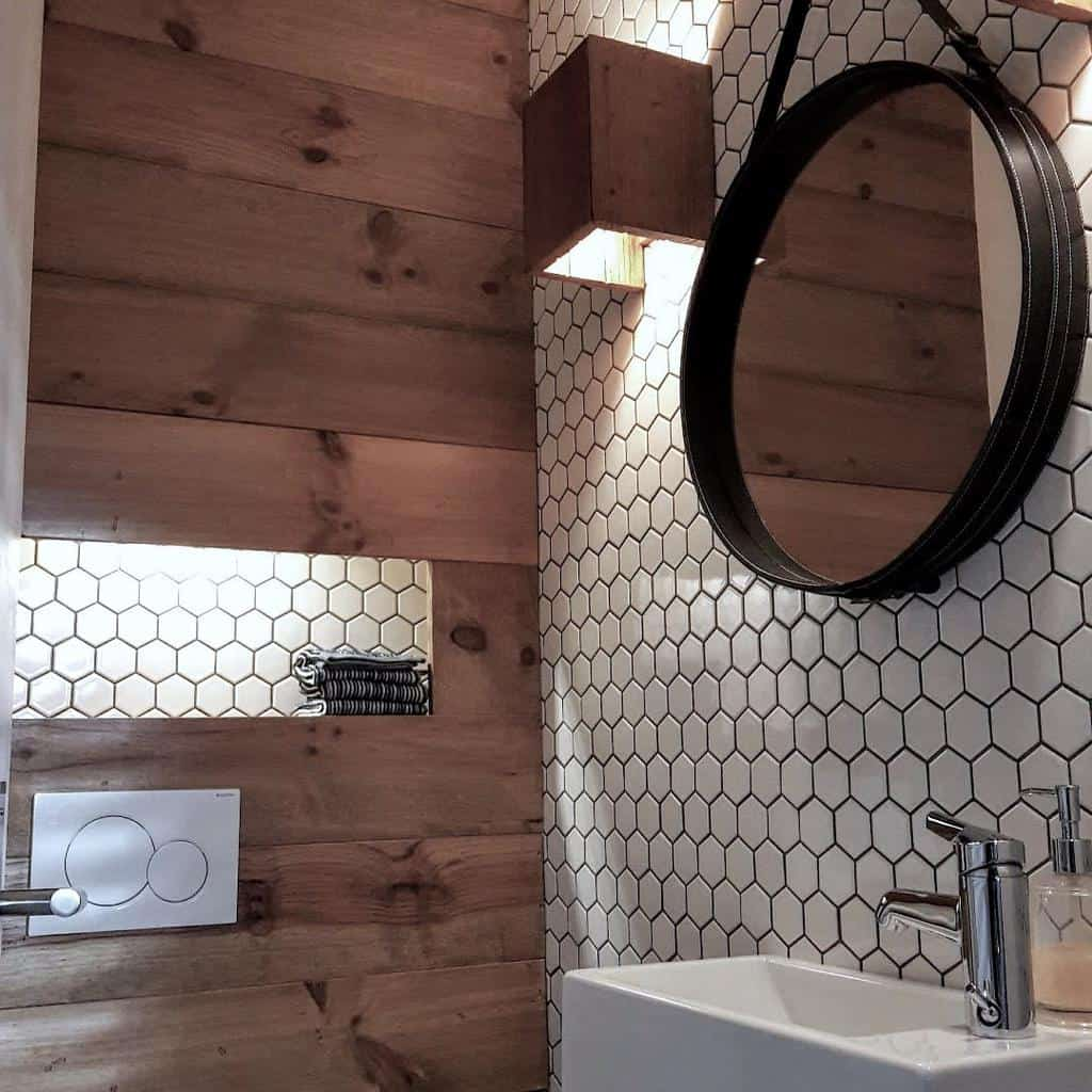 Niche Over The Toilet Storage Ideas -swiss_lake_love