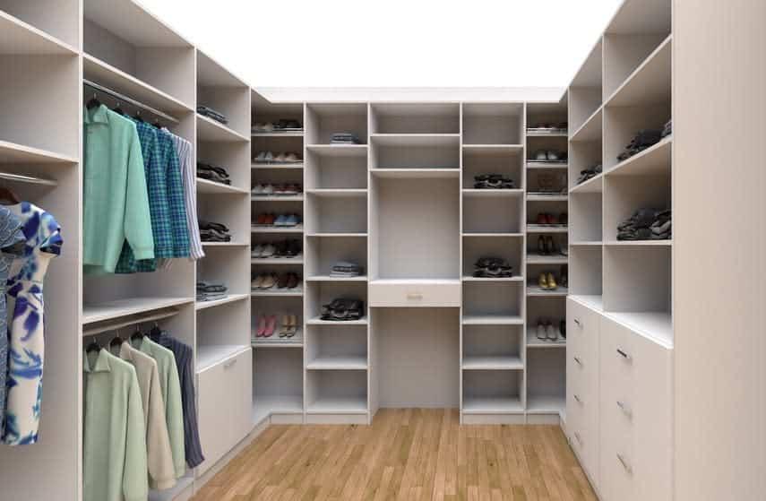 Open Clothes Storage Ideas -sevda.zeynalov