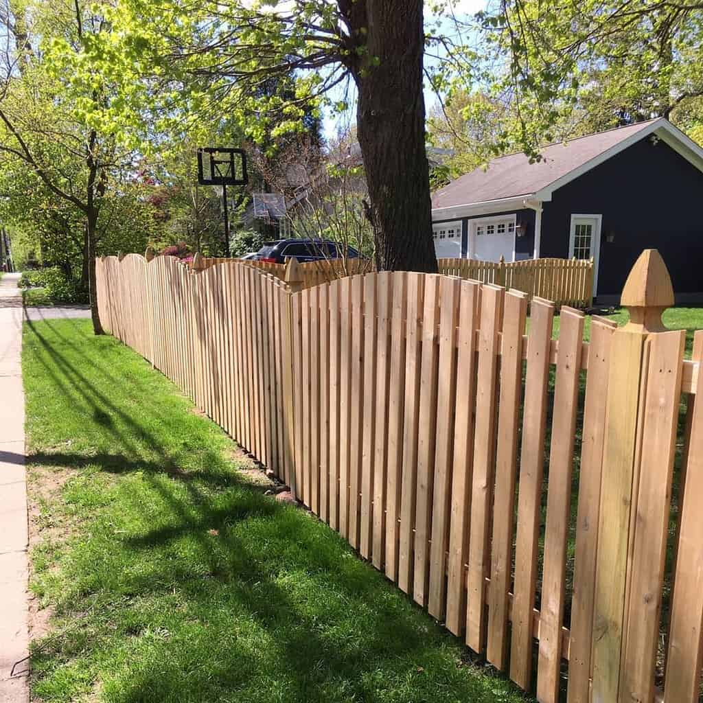 Outdoor Pallet Fence Ideas -bergenfence