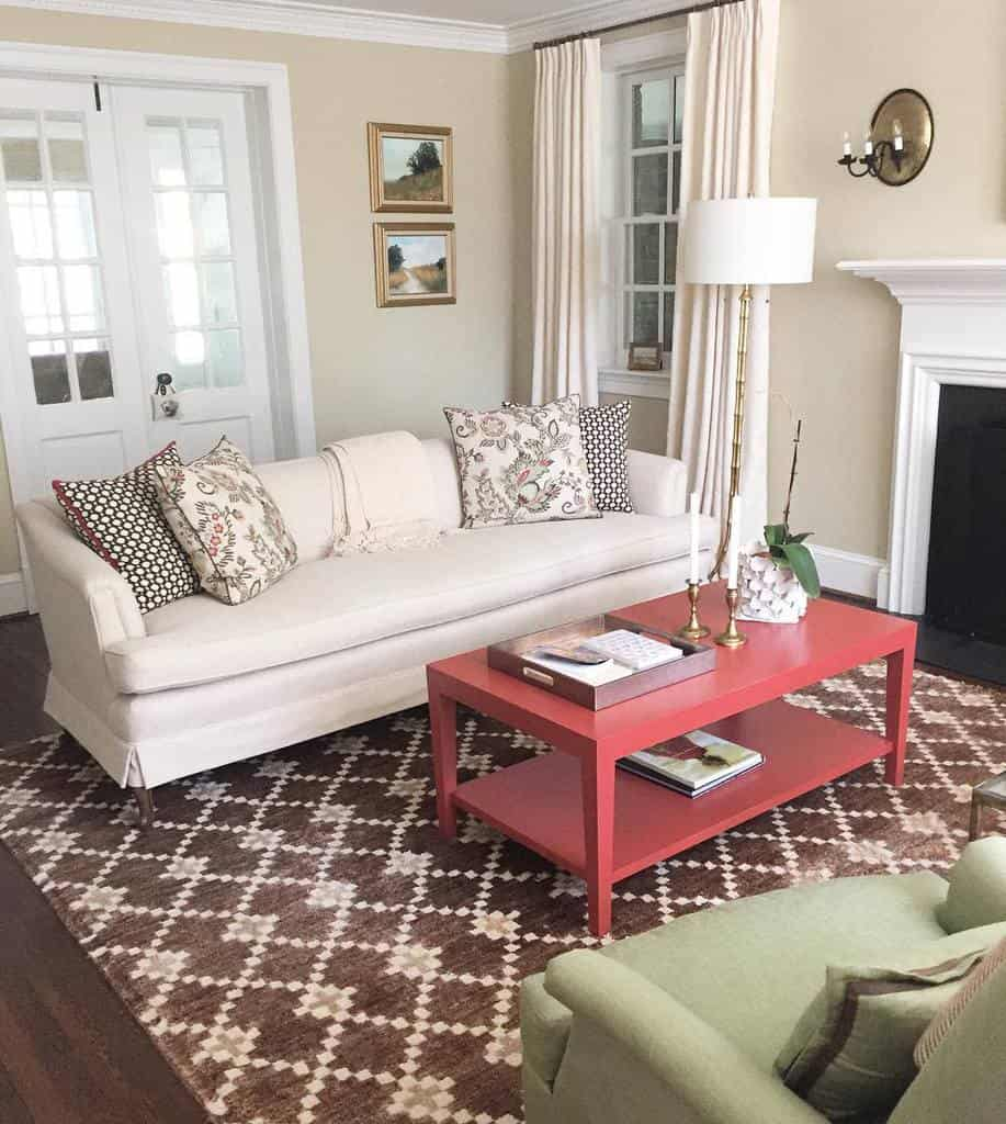 Painted Coffee Table Ideas -madiganschuler