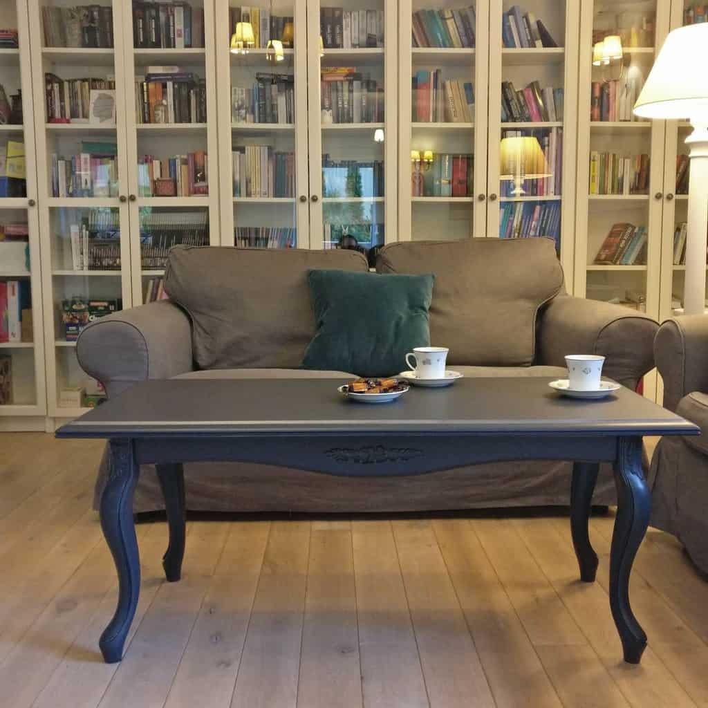 Painted Coffee Table Ideas -misjamebel