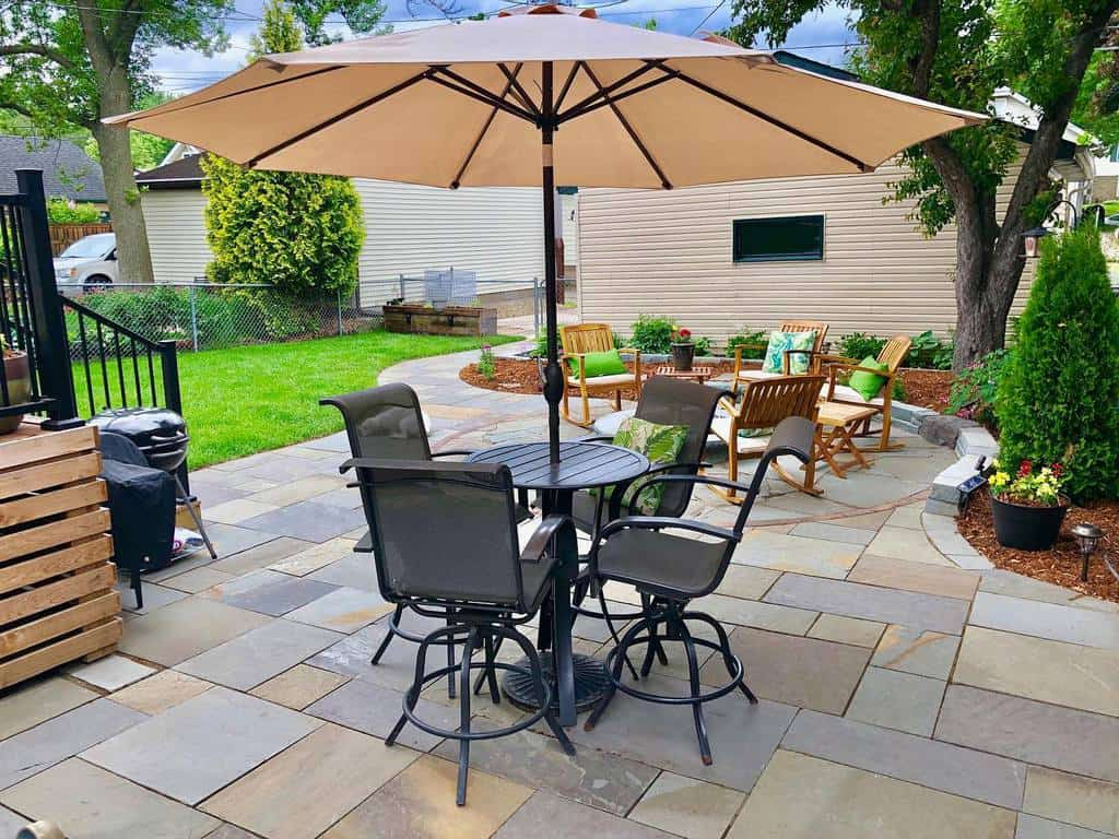 Paver Hardscaping Ideas -stonearchlandscapes