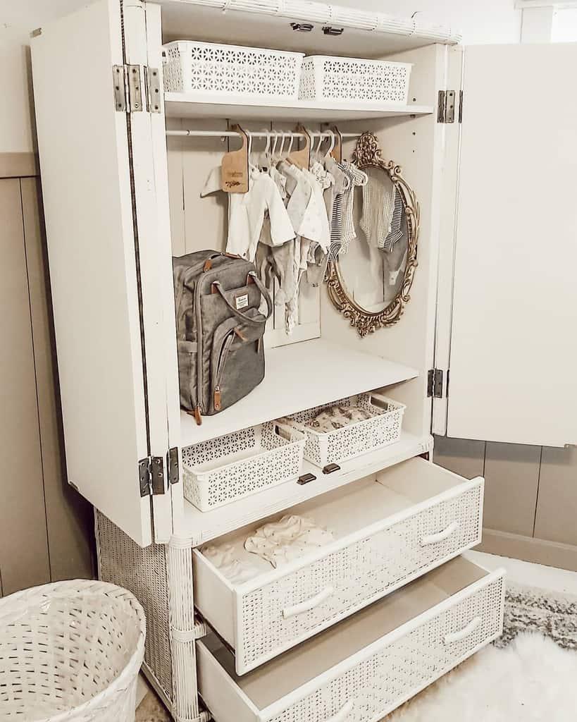 Shelf Clothes Storage Ideas -maysteadhome