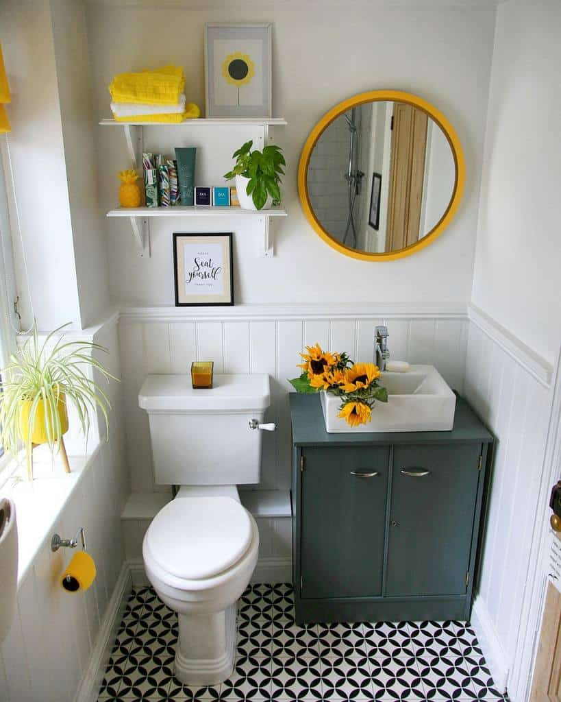 Shelves Over The Toilet Storage Ideas -houseofspolland