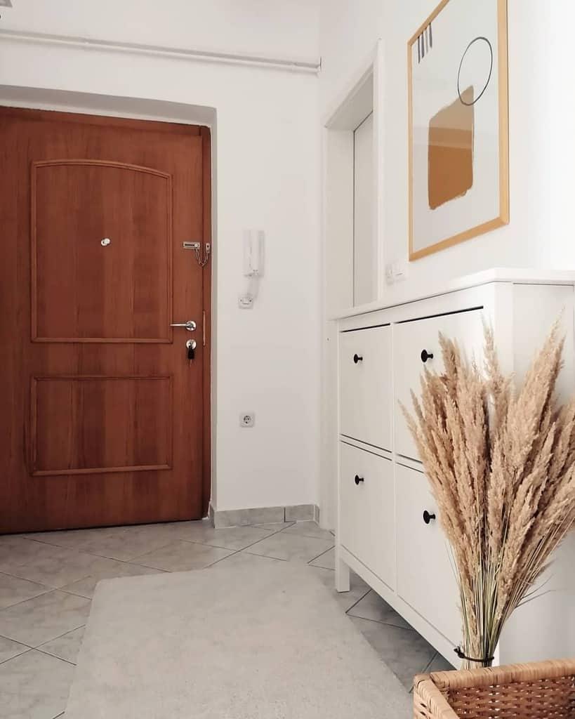 Shoe Storage Small Entryway Ideas -le_papillonpetit