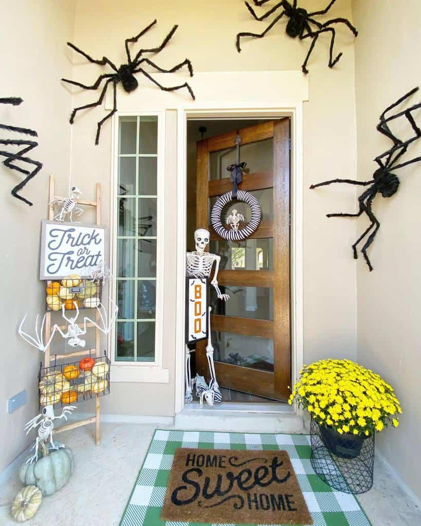 Sign Front Porch Decorating Ideas -livingpeterson