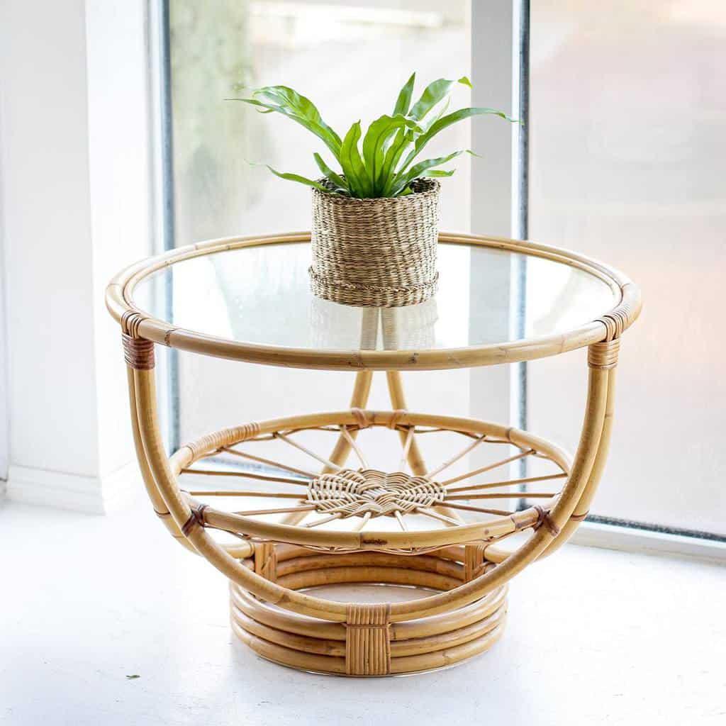 Small Coffee Table Ideas -sleekandbulky
