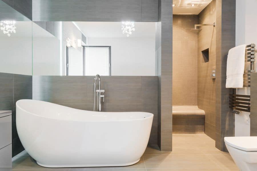 Small Doorless Walk In Shower Ideas 2