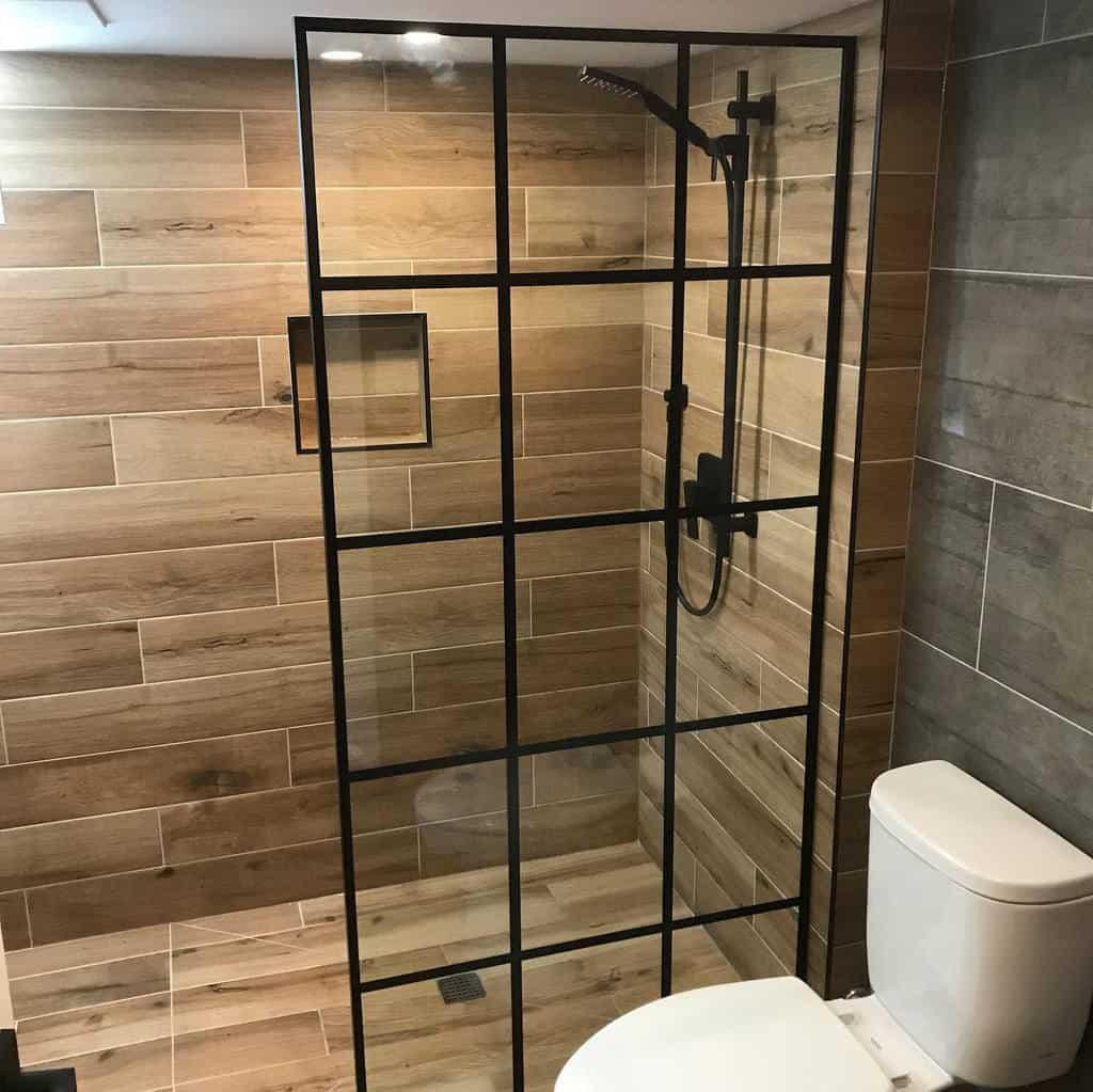 Small Doorless Walk In Shower Ideas -andenbath
