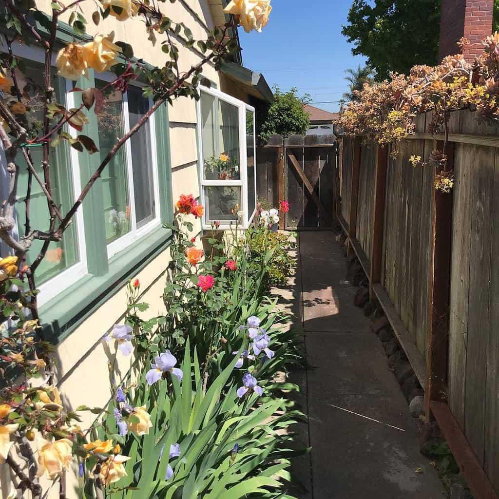 Small Side Yard Ideas -jtruskot
