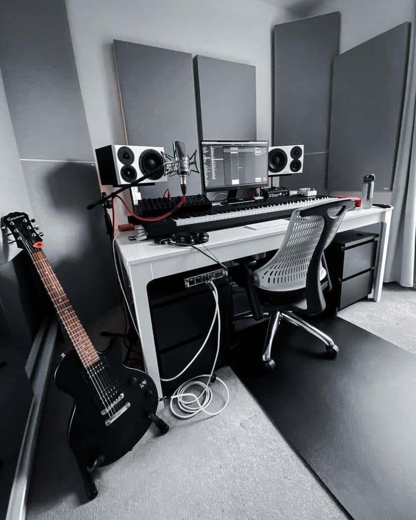 Studio Music Room Ideas -chrisavantgarde