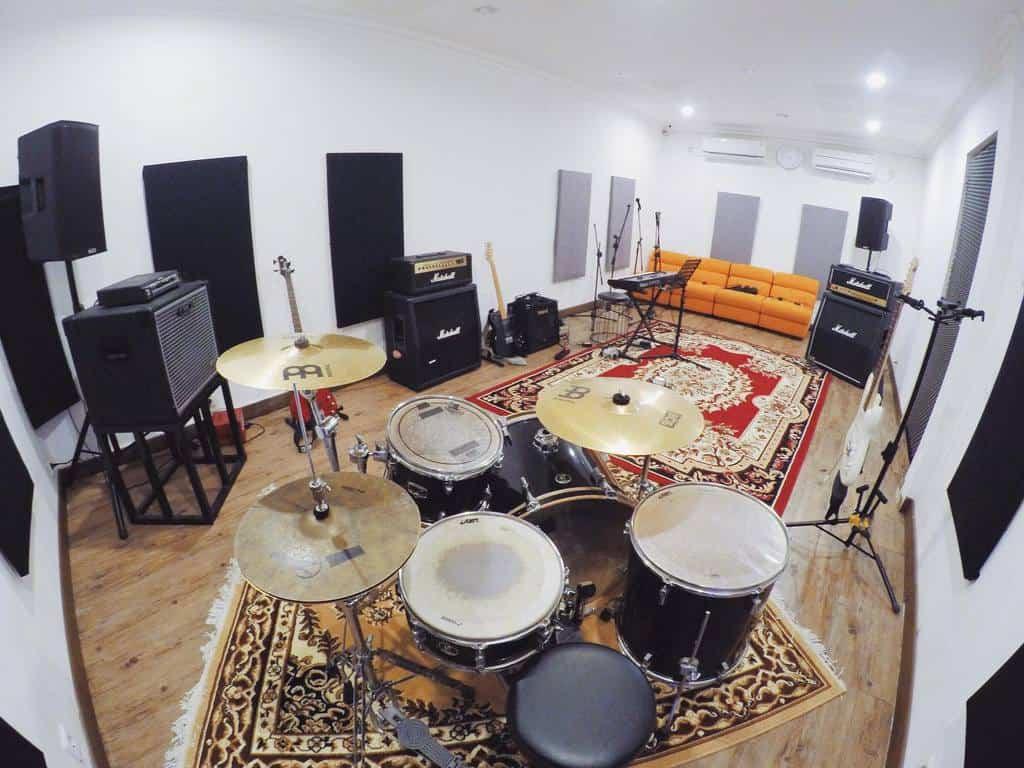 Studio Music Room Ideas -goodriffstudio