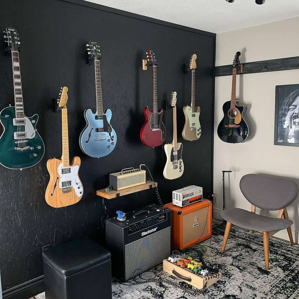 Studio Music Room Ideas -royjff