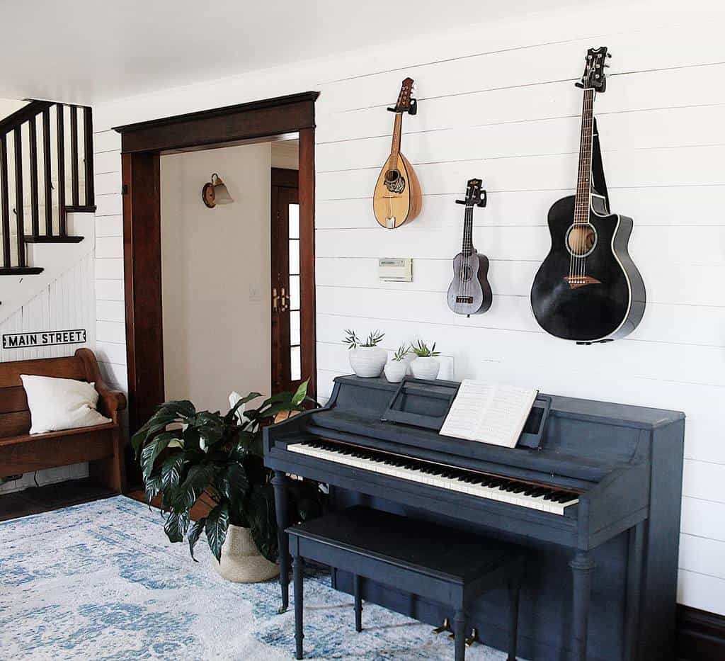 Studio Music Room Ideas -thedefineryco