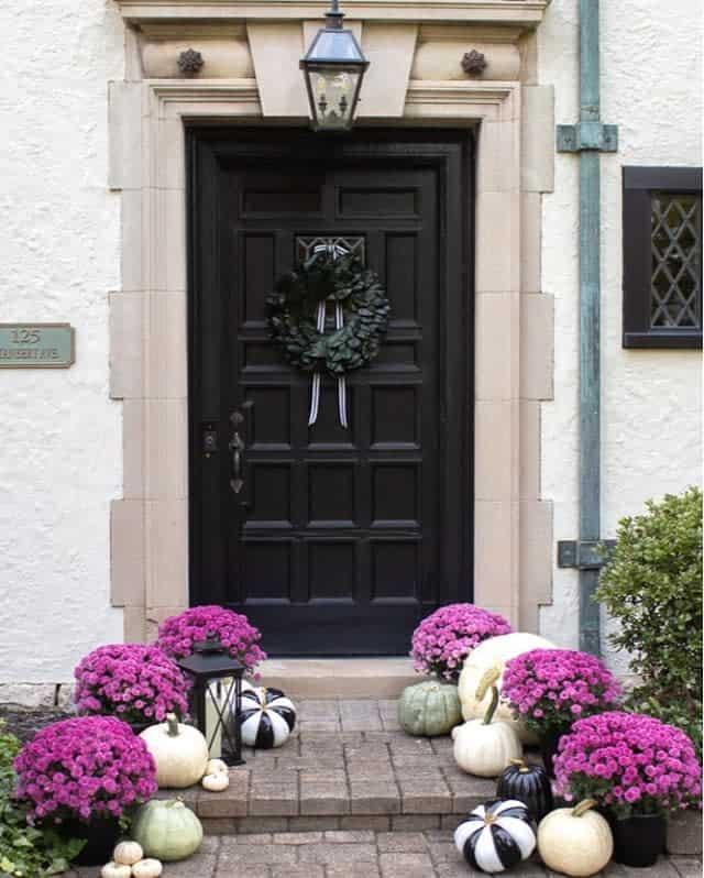 Summer Front Door Ideas -thefinish.co