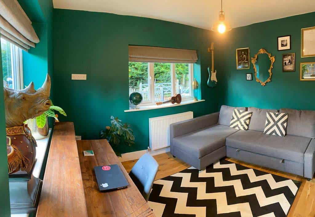 Wall Color Music Room Ideas -hampshire_is_home