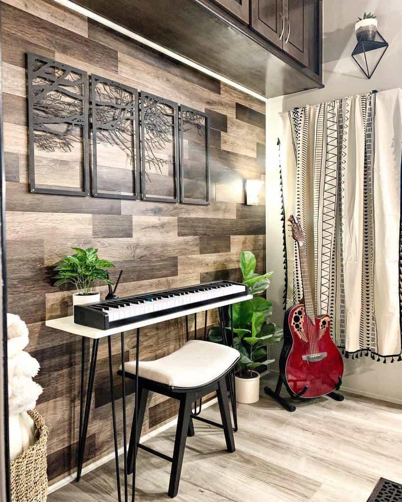 Wall Decor Music Room Ideas -henry_the_fifthwheel