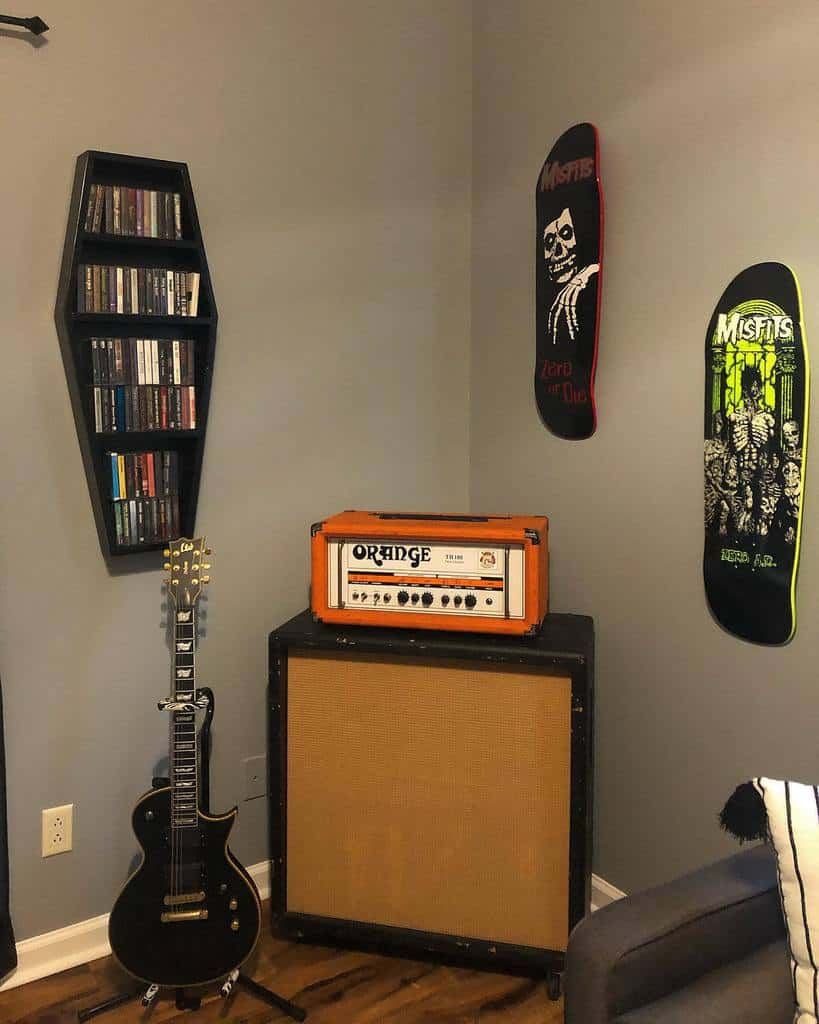 Wall Decor Music Room Ideas -soundside_woodworks