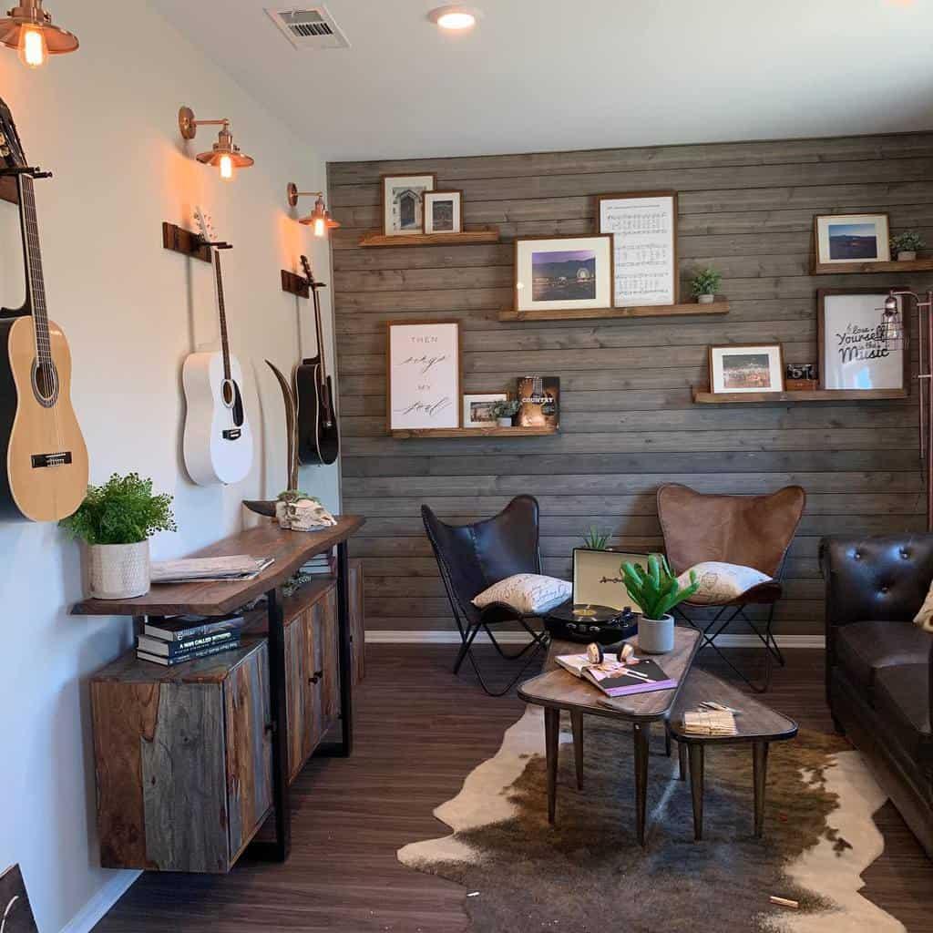 Wall Decor Music Room Ideas -styledesigngroup