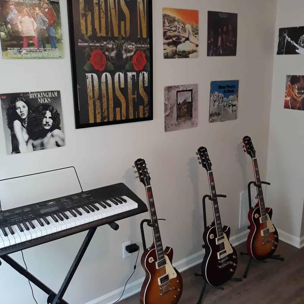 Wall Decor Music Room Ideas -the_hard_the_heavy
