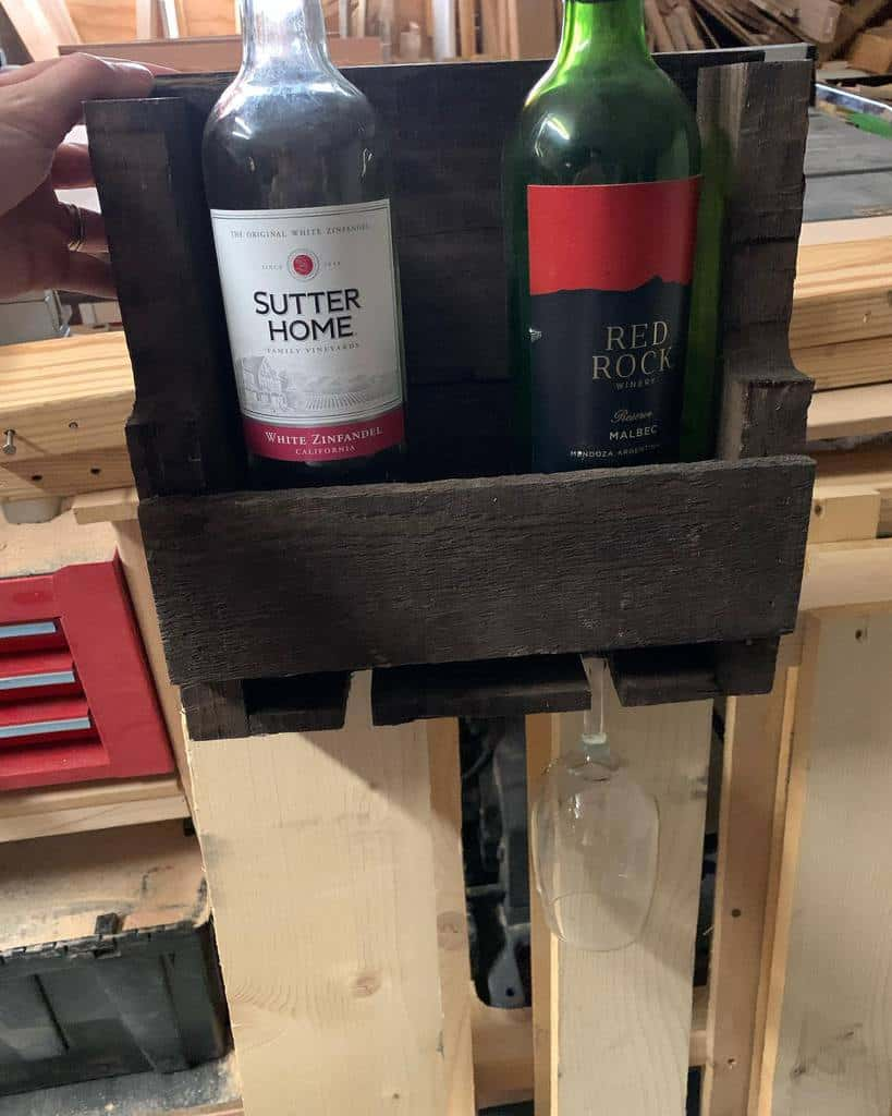 Wall Mount Wine Rack Ideas -dinspirations_dg