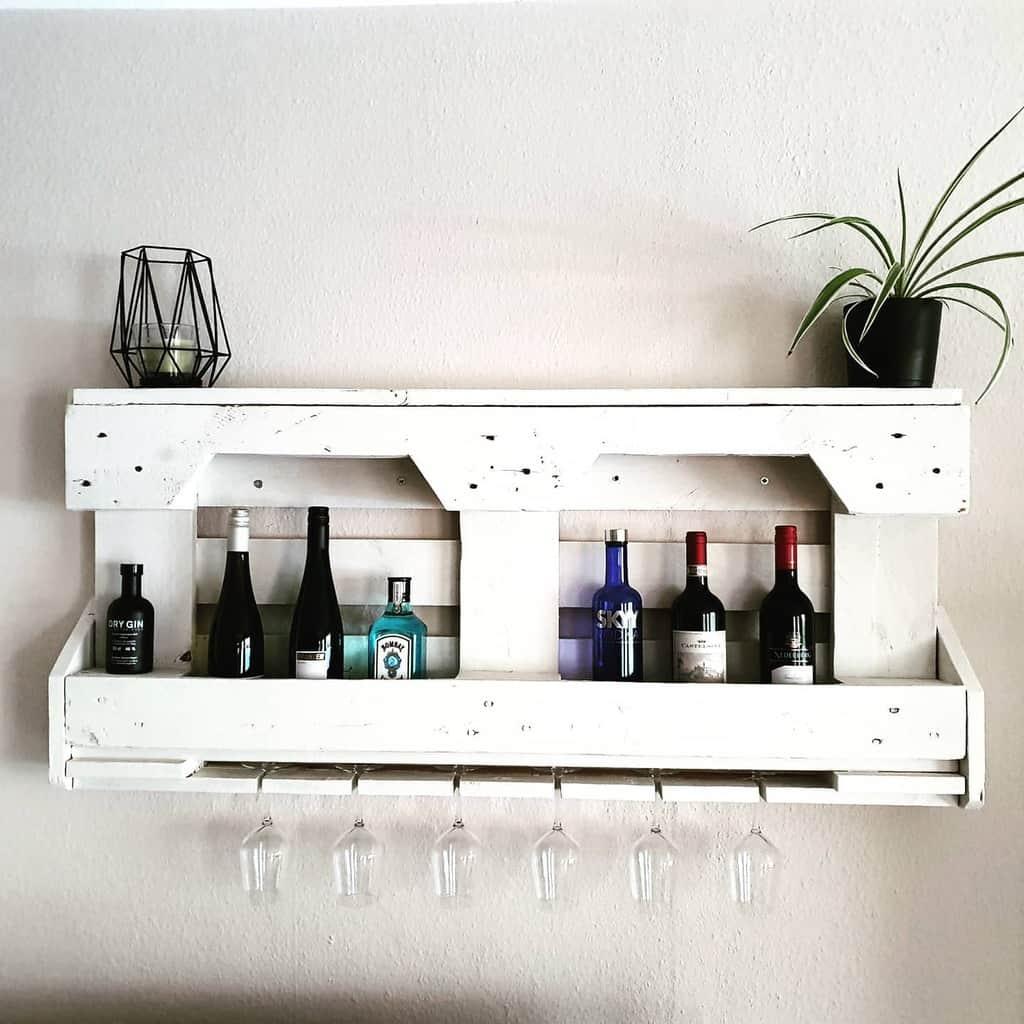 Wall Mount Wine Rack Ideas -el_micha169