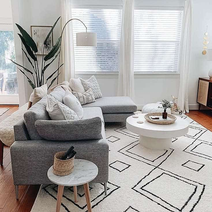 White Coffee Table Ideas -arthouse_visionboard