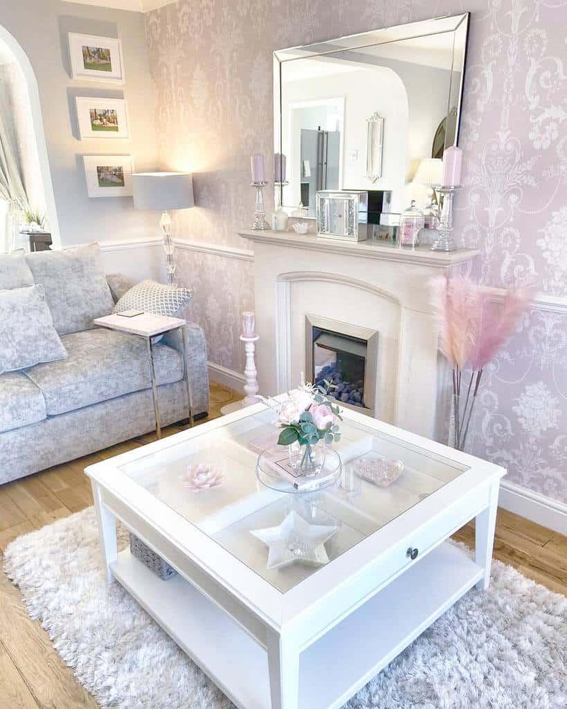 White Coffee Table Ideas -my_home_pics_x_
