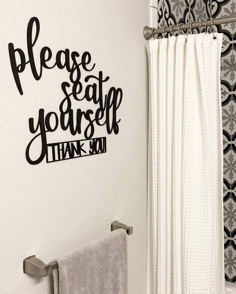 White Shower Curtain Ideas -painterplacehomeco