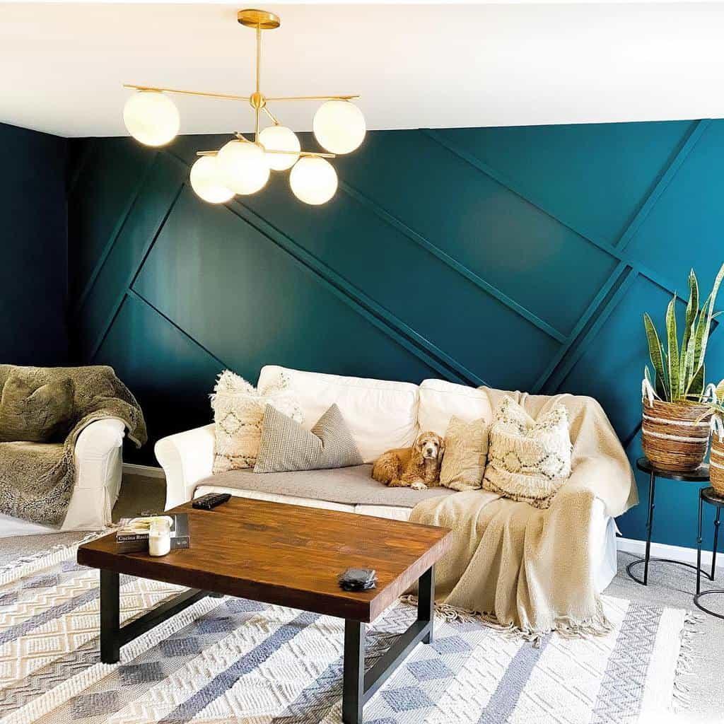 Wood Coffee Table Ideas -kate_davis_design