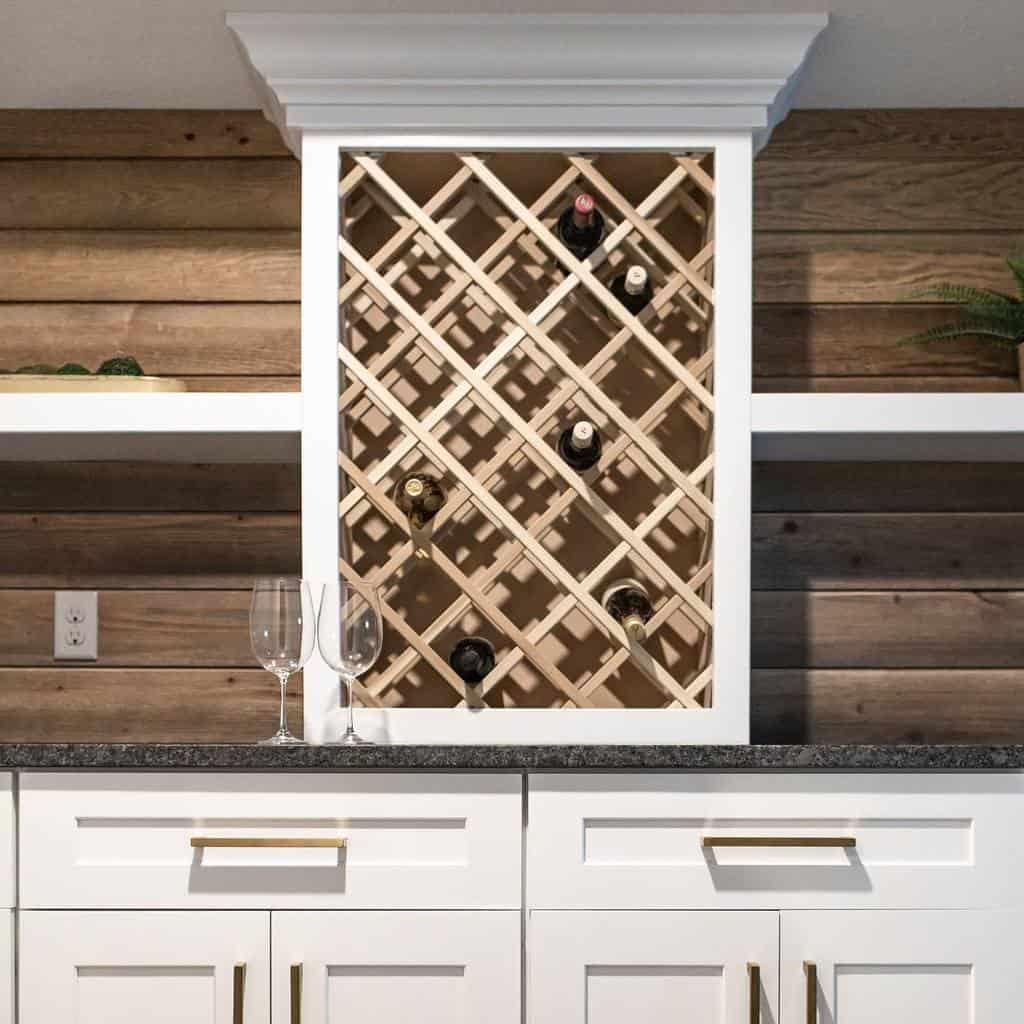 X Wine Rack Ideas -restorhomes