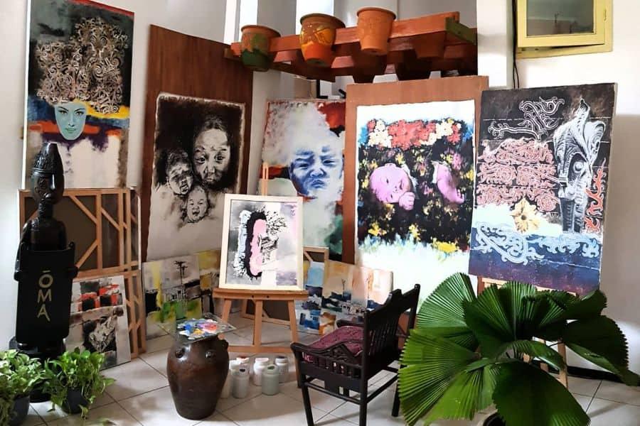 The Top 66 Art Studio Ideas