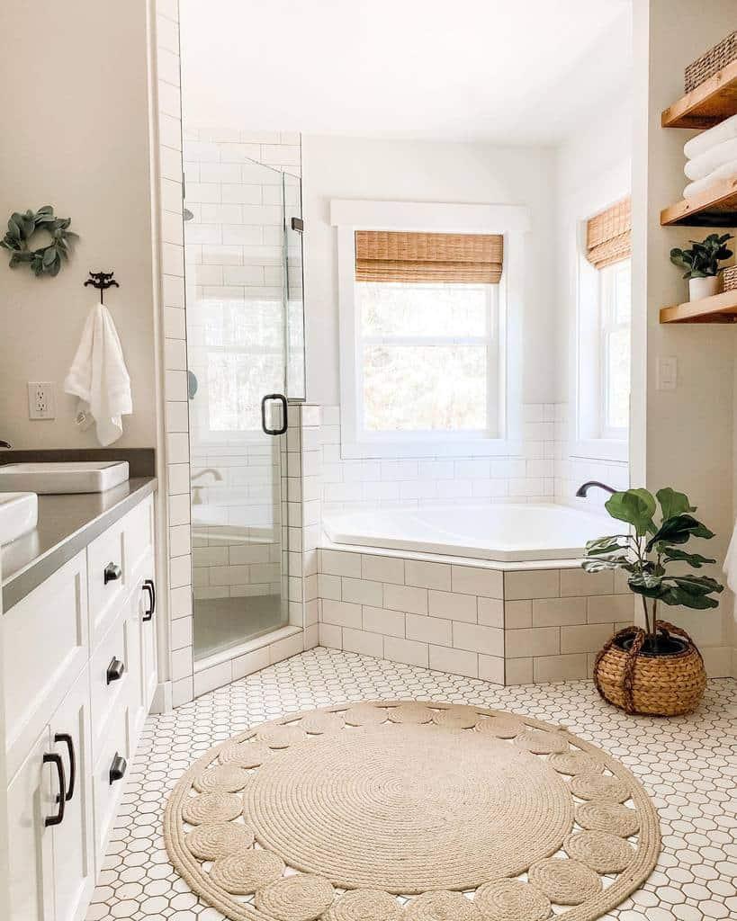 Bath Wet Room Ideas -lifeamongthecedars
