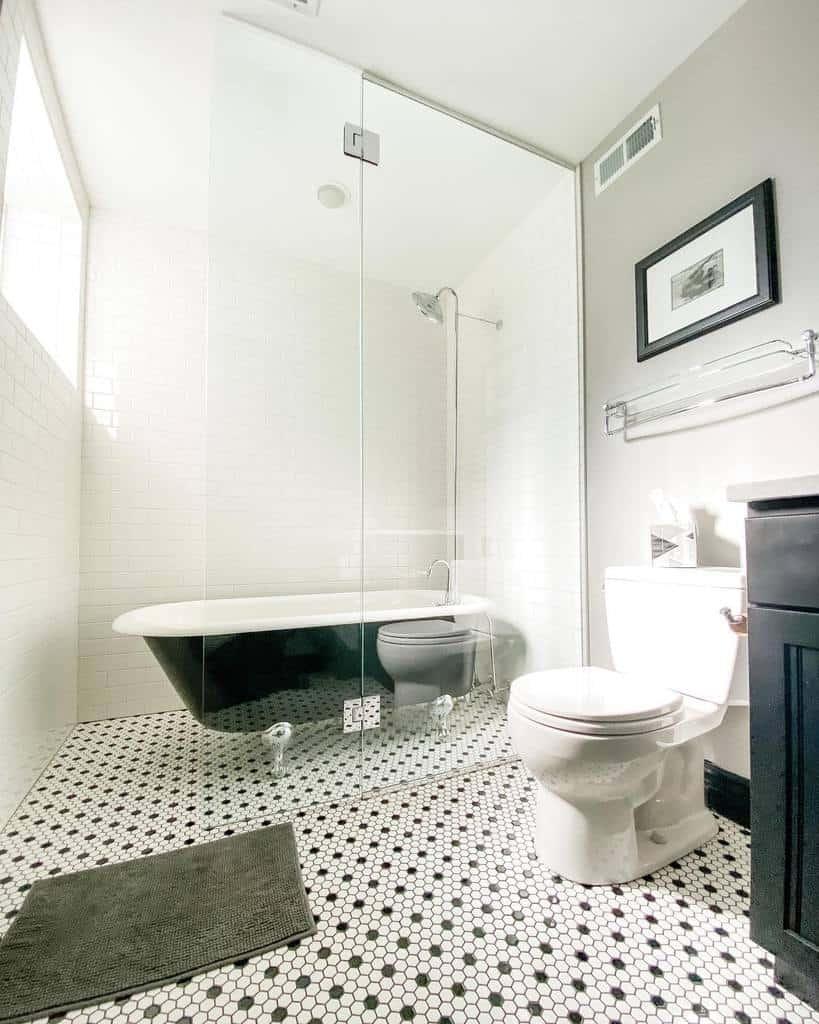 Bath Wet Room Ideas -my_victorian_rehab