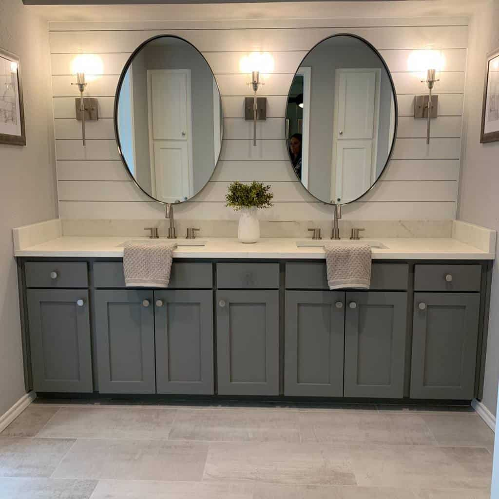 Bathroom Countertop Ideas -angiestithdesigns