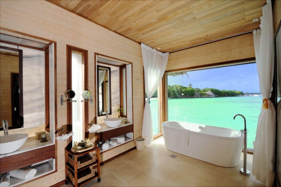 The Top 58 Beach Bathroom Ideas