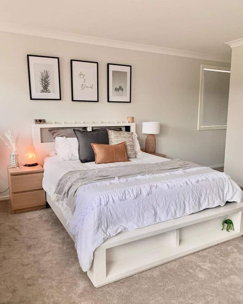 Bohemian Coastal Bedroom Ideas -robinsonsbuildingboston