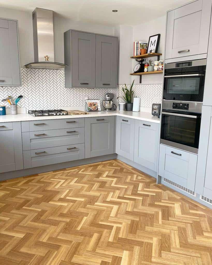 Cabinet Kitchen Shelf Ideas -oneninebridgewater