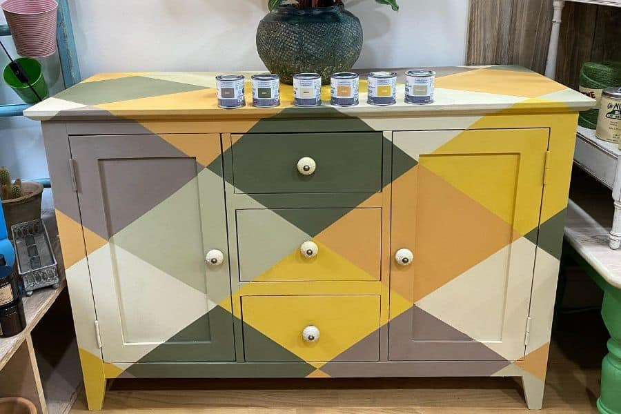 The Top 98 Chalk Paint Furniture Ideas