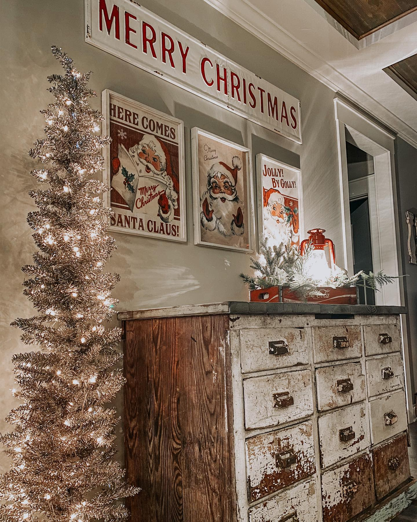 Indoor Christmas Lights Ideas 2 -maple.and.dickerson