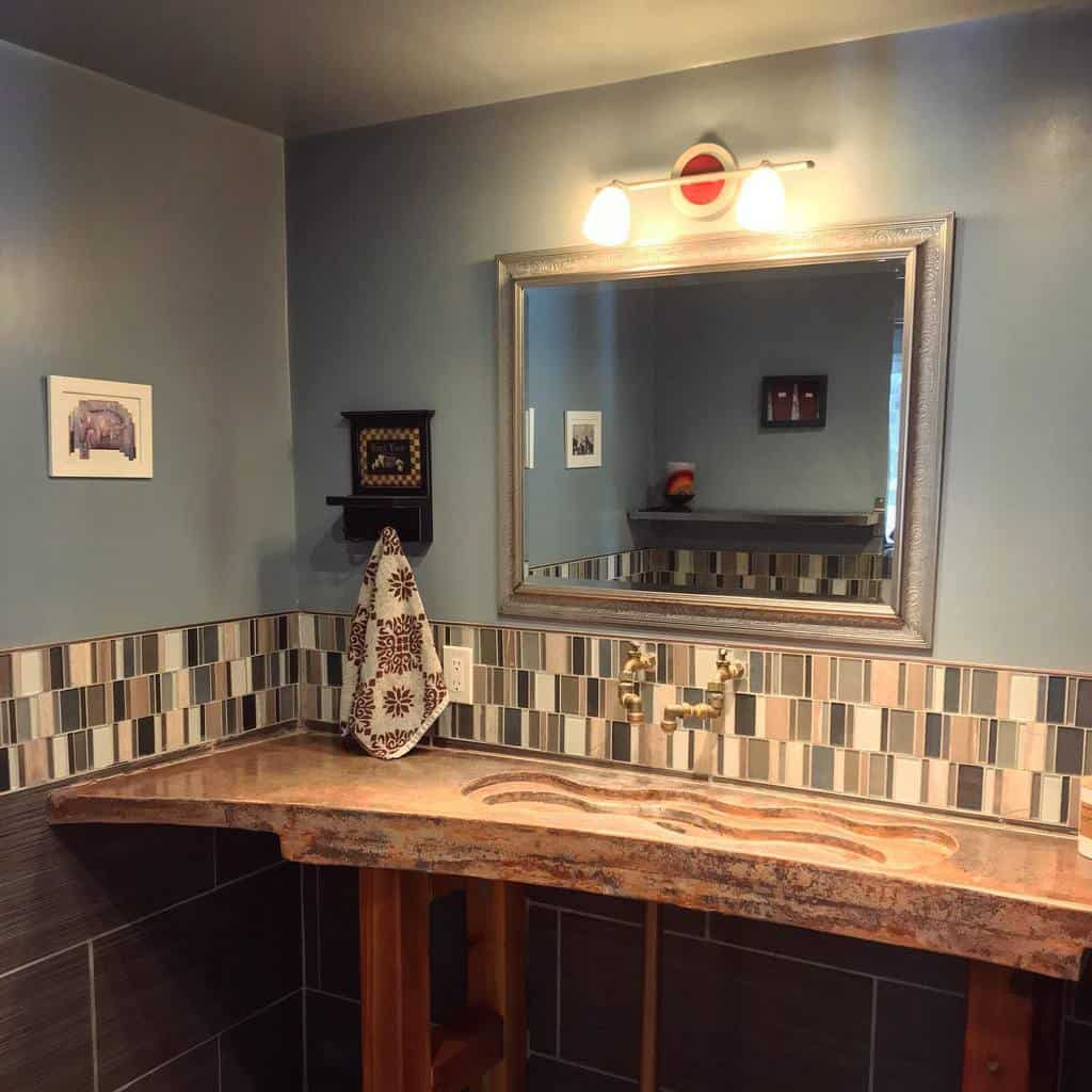 Concrete Countertop Ideas -isabelleambiance
