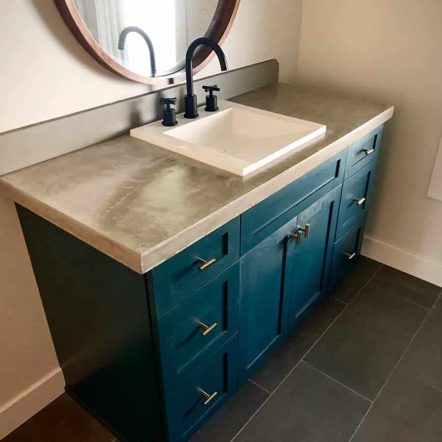 Concrete Countertop Ideas -petersen_interiors_renovations