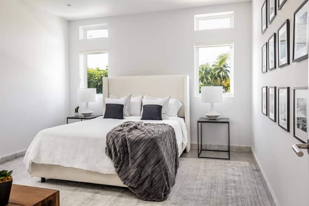 Contemporary Coastal Bedroom Ideas -thinkcurated