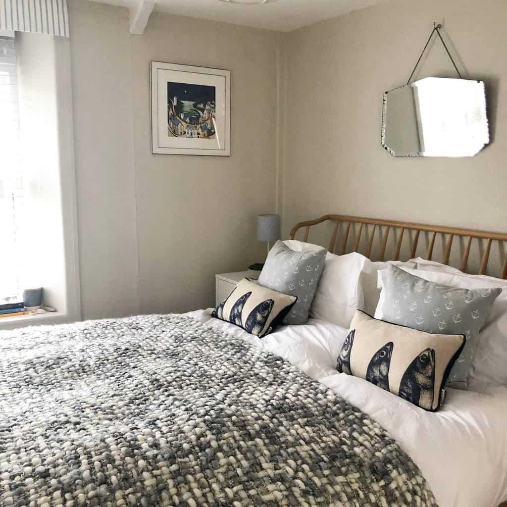 Contemporary Coastal Bedroom Ideas -viddycottage