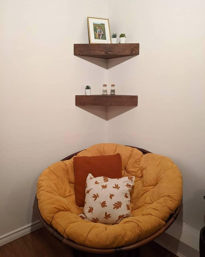 Corner Floating Shelves Ideas -shoptoshelf