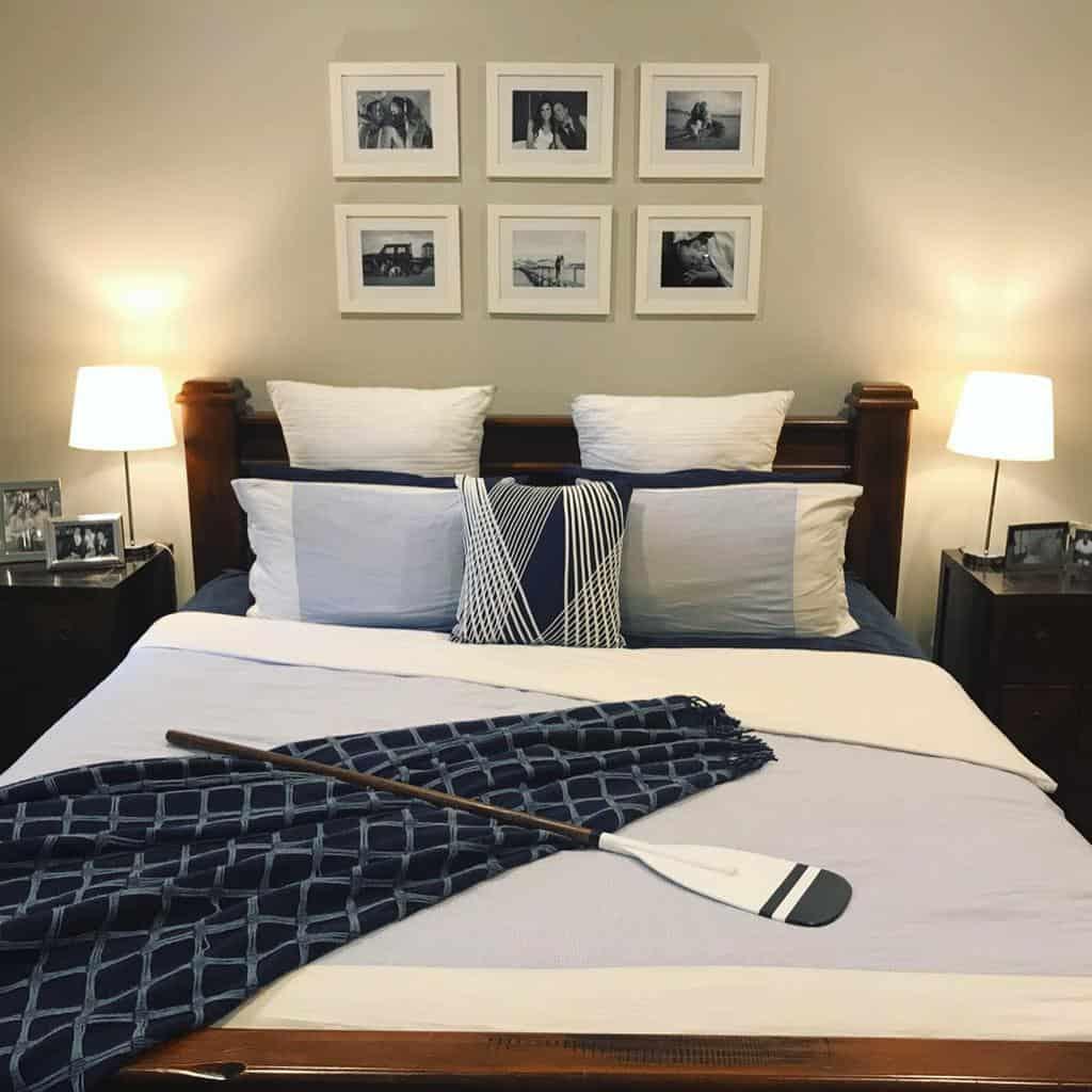DIY Coastal Bedroom Ideas -koolama_beach_abode