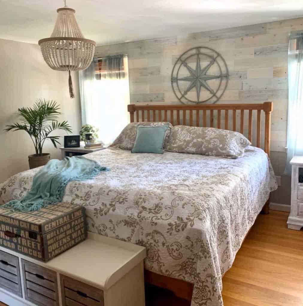DIY Coastal Bedroom Ideas -mycozycolonial