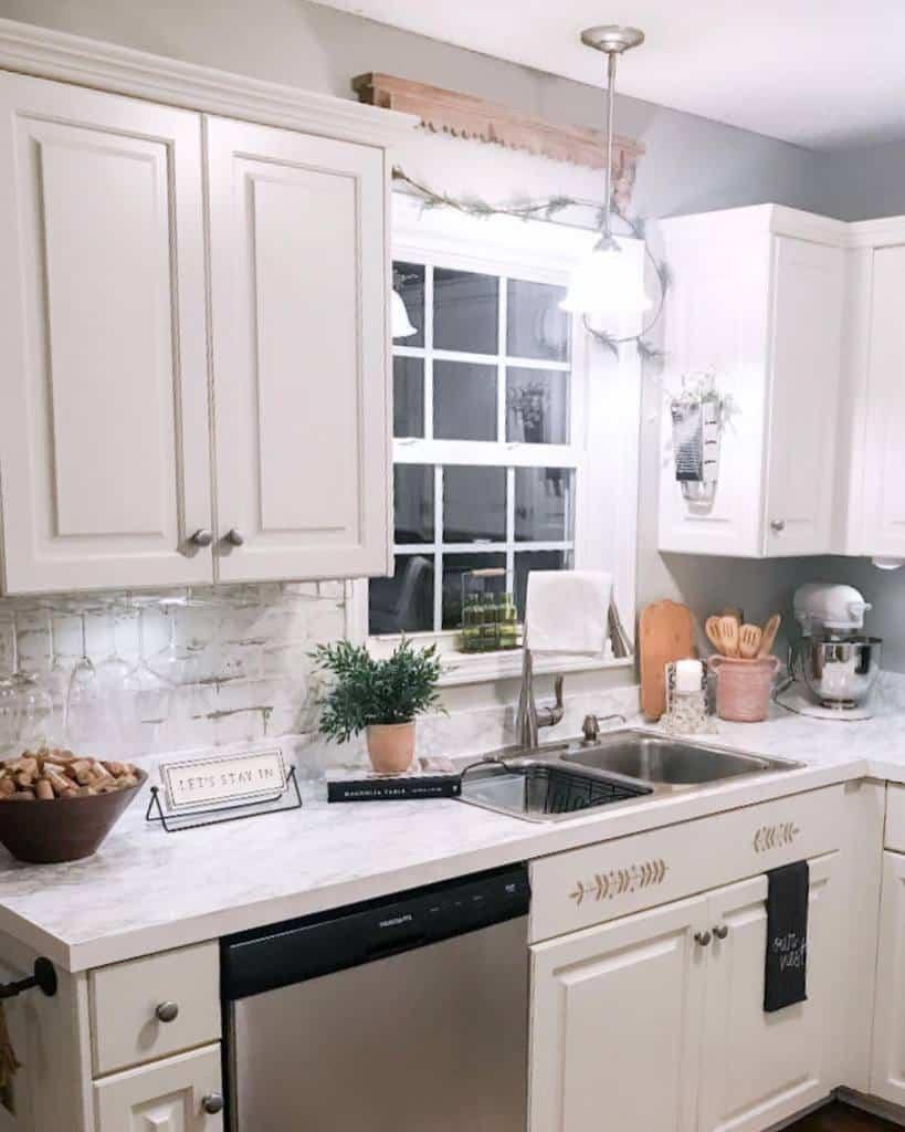 DIY Countertop Ideas -shelley_blaires