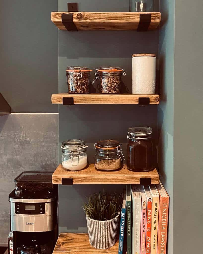 DIY Floating Shelves Ideas -eighty_onthebay_