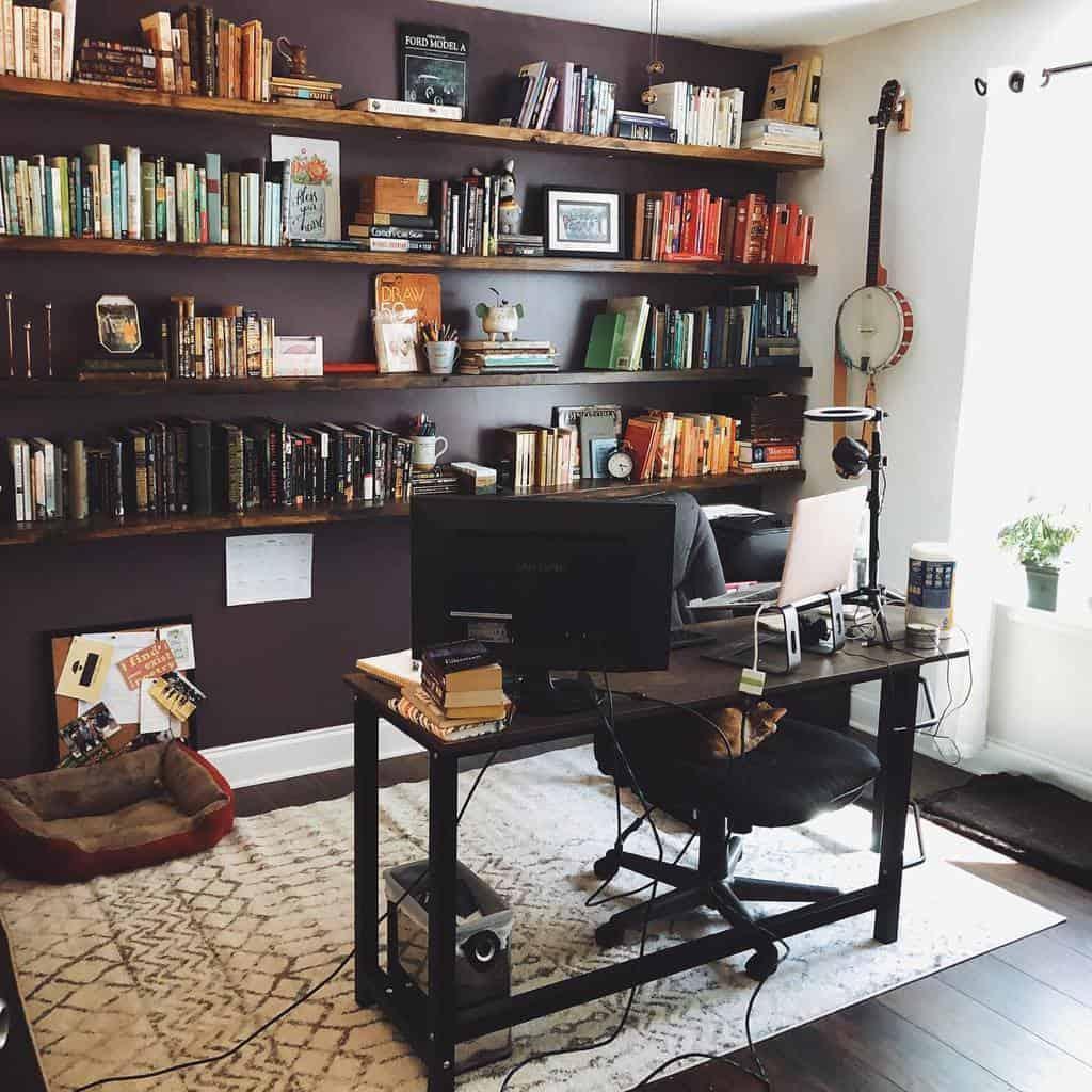 DIY Floating Shelves Ideas -goodgollymrsholley